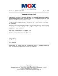 Validation Checklist for Application of New VSAT Equipment - MCX