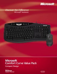 Comfort Curve Value Pack