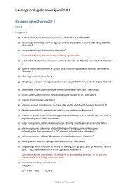 Eksamen kjemi2 LF (V13) - WordPress.com