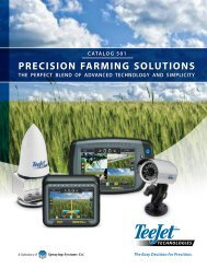 98-15012_CAT501_Precision Farming_English - TeeJet