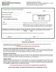 Ca Dmv Registration Renewal Form