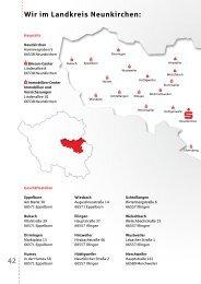 42 Wir im Landkreis Neunkirchen: - Sparkasse