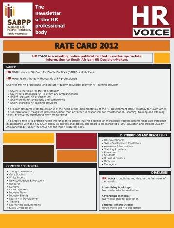 HR-Voice-Rate-Card 2012.pdf - SABPP
