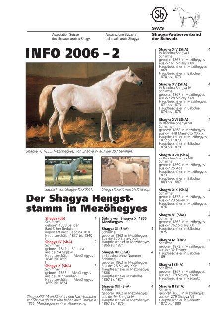INFO 2006 – 2