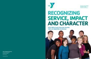 download the nomination form here - YMCA of Greater Louisville