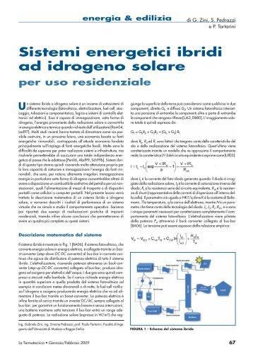 Pannello Solare Ibrido Ad Idrogeno : Veicoli elettrici ibridi università di padova
