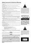 Cinema Referance Manual - Audio Design Associates - Page 3