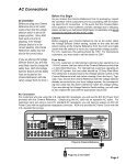 Cinema Referance Manual - Audio Design Associates - Page 4