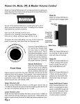 Cinema Referance Manual - Audio Design Associates - Page 7