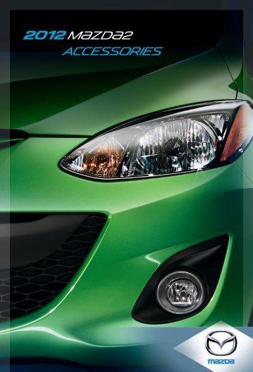 2012 M{zd{2 accessories - Mazda