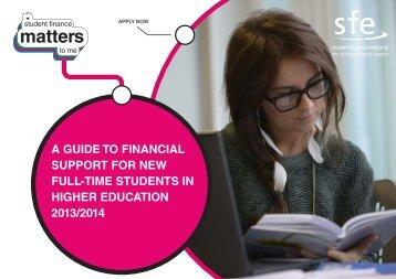 a guide to financial support for higher student finance ni rh yumpu com 2012 OJP Financial Guide 2012 OJP Financial Guide