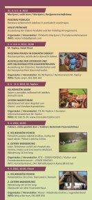 zloženka - prireditve (febr-maj 2012) - TIC Moravske Toplice - Page 6