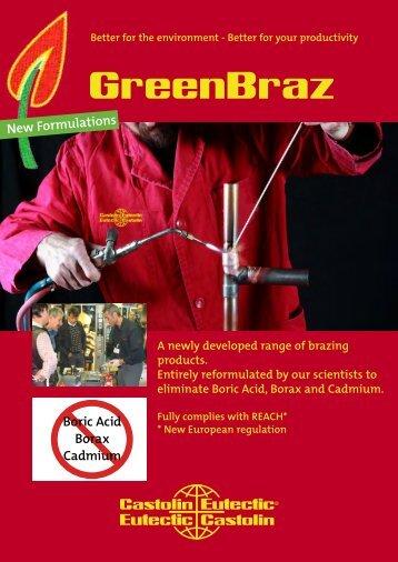 GreenBraz - Castolin Eutectic