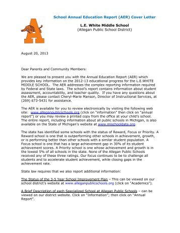 what letter is in the middle of the alphabet assignments homework st 25573 | cover letter le white middle school allegan public schools