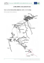 LJUBLJANICA, reka sedmerih imen - Presihajoče Cerkniško jezero