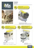 Attrezzature per pizzeria Equipment for pizzeria ... - Frigicoll - Page 4