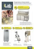Attrezzature per pizzeria Equipment for pizzeria ... - Frigicoll - Page 5