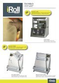 Attrezzature per pizzeria Equipment for pizzeria ... - Frigicoll - Page 6