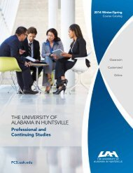 Download - Osher Lifelong Learning Institute at UAH - University of ...