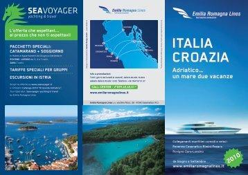 ITALIA CROAZIA Adriatico… - Lošinj