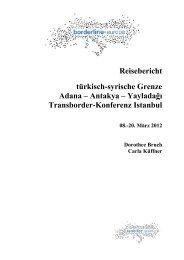 Broschüre als PDF-Download - Borderline Europe