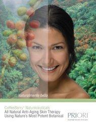 trattamento naturale anti- age