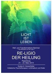 Heil- und Transformations Seminar Papenburg - Gustav-A ...