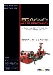 ROSCAMATIC-3 COMBI - Ega Master