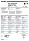 data sheet DW - AS - 60 - C44 - Imenista Andish Ltd. Industrial ... - Page 3