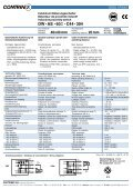 data sheet DW - AS - 60 - C44 - Imenista Andish Ltd. Industrial ... - Page 5