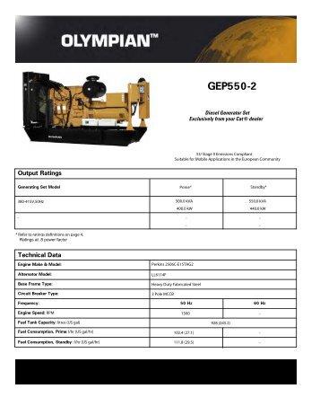 GEP550-2