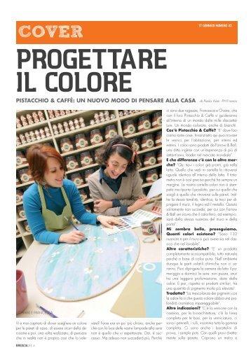 Brescia Life 42 - profilo - Pistacchio & Caffè