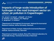 13:25 Jensen et al Impacts of large-scale introduction of hydrogen in ...