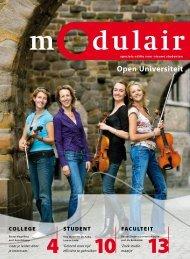 Modulair Special - Open Universiteit Nederland