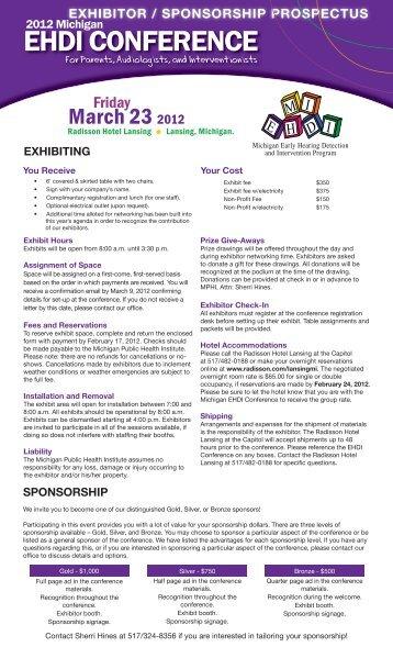 2012 EHDI Sponsor Prospectus v4.indd