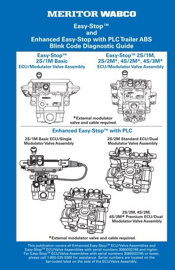 meritor wabco abs code clearing