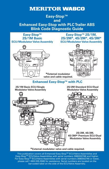 Wabco Trailer Abs Module Wiring Diagram
