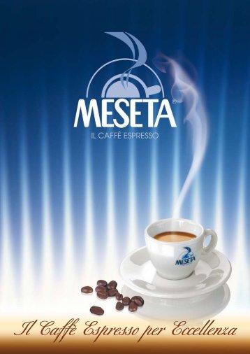 Brochure caffè Meseta - Co.ind