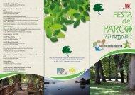 FESTA del - Parco Regionale Migliarino - San Rossore ...