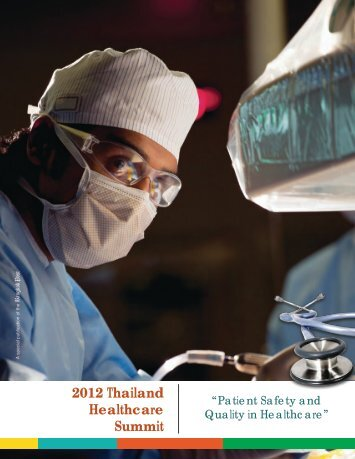 2012 Thailand Healthcare Summit - Bangkok Post