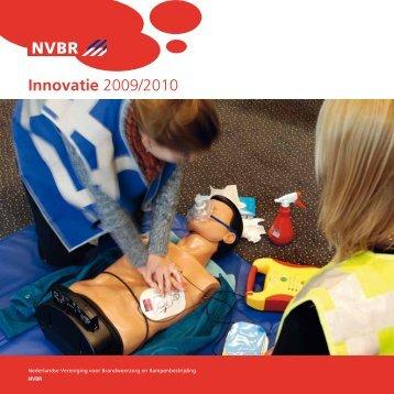 Innovatie 2009/2010 - Brandweer Nederland