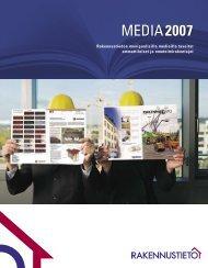 MEDIA 2007 - Rakennustieto Oy