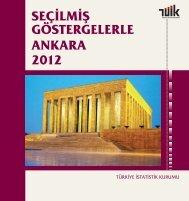 ANKARA - Türkiye İstatistik Kurumu