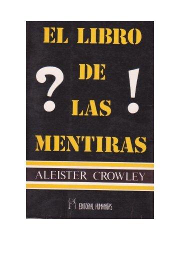 El Libro de las Mentiras - Aleister Crowley.pdf