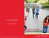 student guide to money management