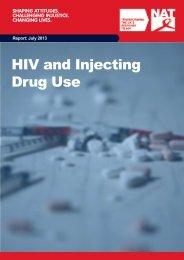 HIV and Injecting Drug Use - SMMGP