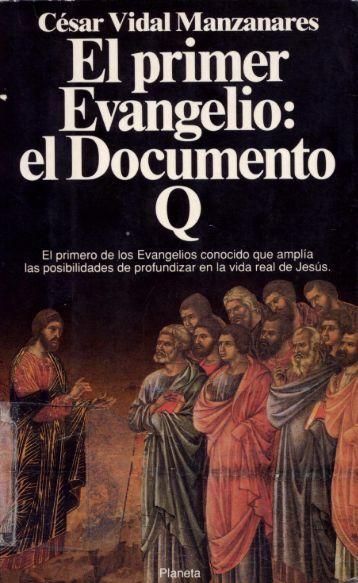 el primer evangelio.pdf