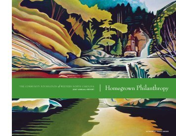 Homegrown Philanthropy - FOLIO Home