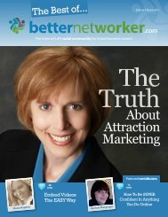 About Attraction Marketing