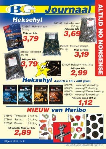 Folderaanbieding 2 - 2012 - Bos Gooiland BV